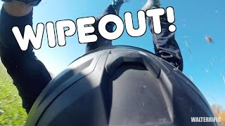 Moto Monday Extra - Our Friend Wipes Out