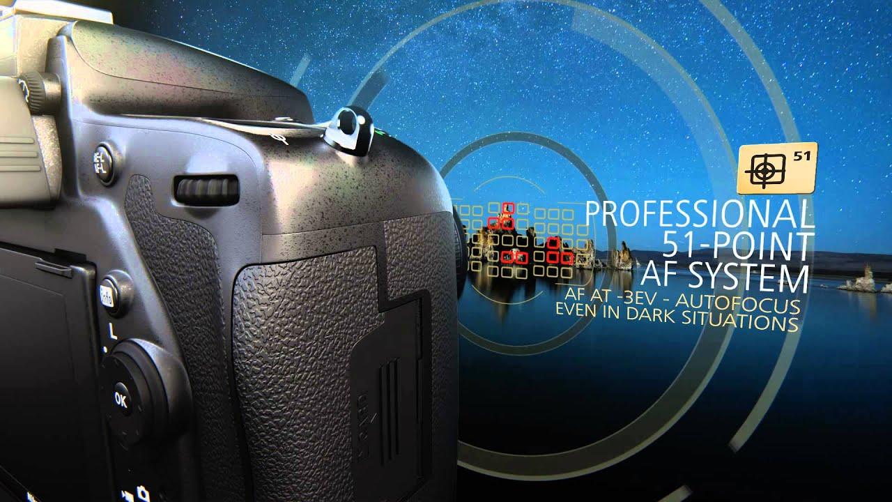 Nikon D750 Product video