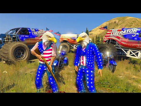 GTA 5 Online Independence Day Items Are Back! RARE Items, New Vehicles,  Clothing,  AND MORE