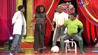 Jabardasth - జబర్దస్త్ - Allari Harish Performance on 30th October 2014