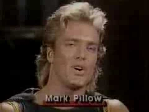 Superman IV feature - part 1 [with Mark Pillow] - YouTube
