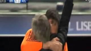 اهداف مباراه ريال مدريد واتليتكو مدريد نهائي دوري