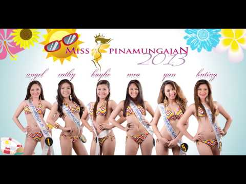 Pinamungajan AVP SWIMWEAR 2013 HD