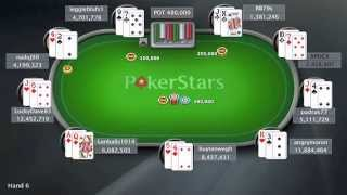 Online Poker Show: Sunday Million June 10th 2012 - PokerStars.co.uk