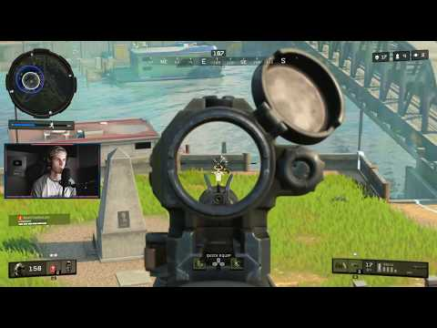 Aggressive 20 Kill Solo Victory! (Call of Duty: Black Ops 4 Blackout)