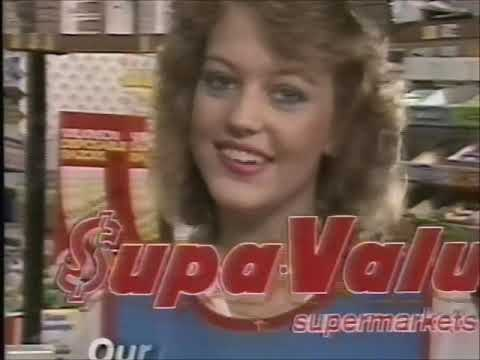 Perth, Australia TV ads circa 1987, part 1 of 3