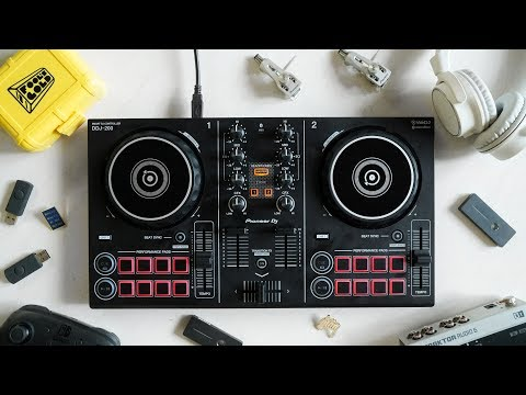 Pioneer DDJ-200 - First Mix & Review (DOES IT SUCK?)