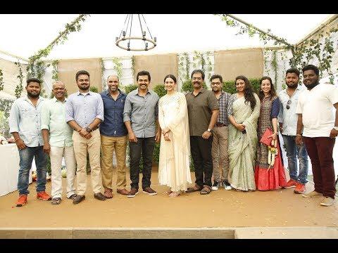 Film Launch: Karthi17 | Karthi, Rakul Preet, Harris Jayaraj, Rajath Ravishankar