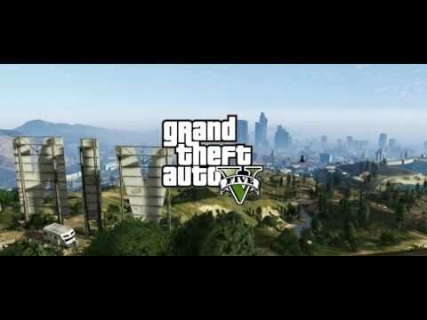 Grand Theft Auto V: All Official Trailers + GAMEPLAY + Extras (HD)