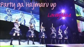 [cover]AKB48 - Party ga Hajimaru yo (1830m concert) - LovelyBaka