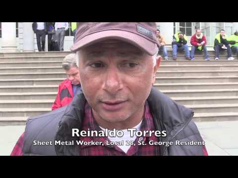 Beyond 'Boomerang Jobs' On Staten Island
