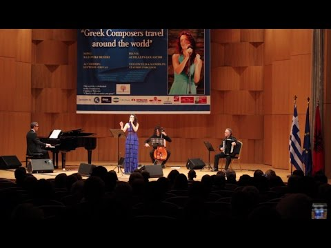 IN Report - Greek Composers Travel Around The World