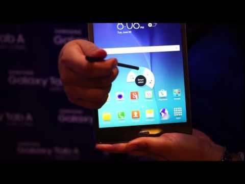Generate Samsung Galaxy Tab A 8 Demo Images