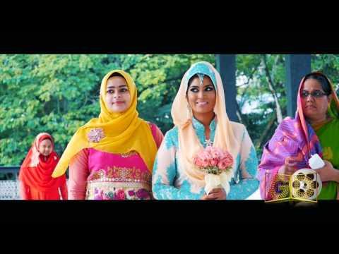 Malaysian Indian Muslim   Akad Nikah   Highlights Of Kadija Sharmilla & Sheik Mohamed