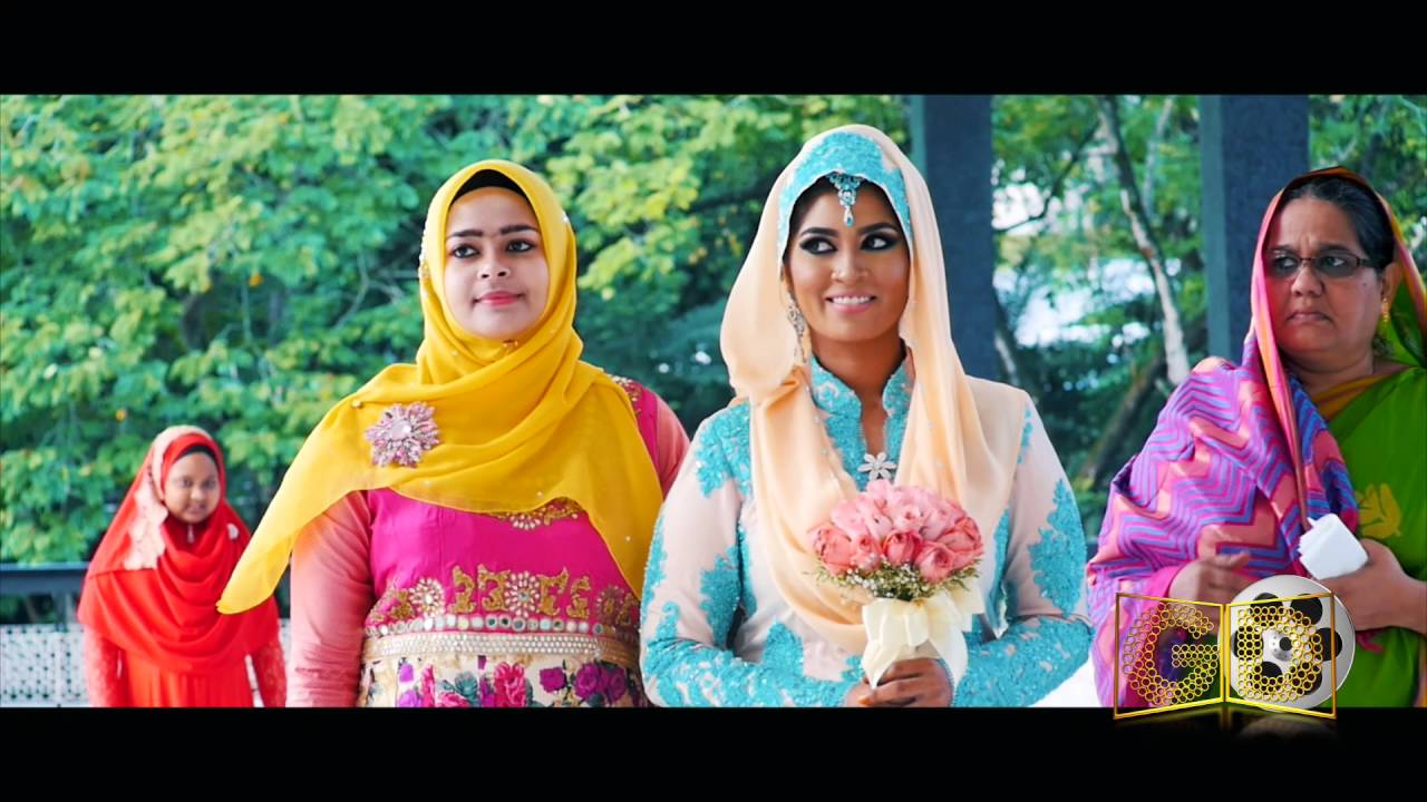 Malaysian Indian Muslim Akad Nikah Highlights Of Kadija