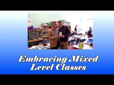 Embracing Multi-Level Classes: Teacher Training Workshop