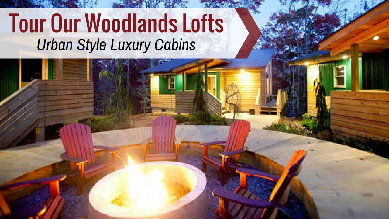 Tour Cabins In The Smoky Mountains | Woodland Lofts Bring Luxury To Great  Smoky Mountain Cabins