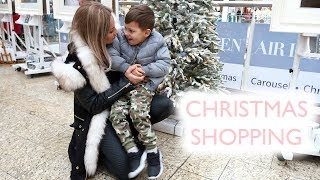 COME CHRISTMAS SHOPPING WITH ME | VLOGMAS DAY 10 | WEEKEND VLOG | Lucy Jessica Carter