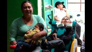 Kit Smile: con este invento joven colombiana mejora calidad de vida de personas con discapacidad