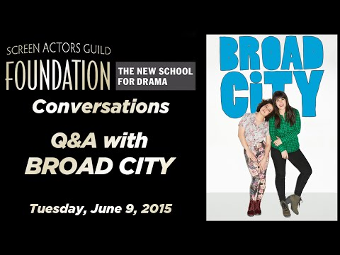 Conversations with Ilana Glazer and Abbi Jacobson of BROAD CITY