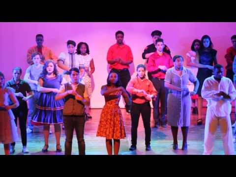 Euclid High School Big Show 2016
