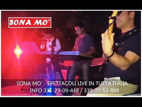 Piano Show - Sona Mo' - Live music Napoli in tutta Italia