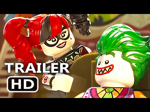Thumbnail: THE LЕGΟ BАTMАN MΟVIЕ - ALL Trailers and Clips Compilation (Animation, 2017)