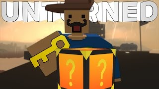 TWO MYTHICALS!! - 25 Hot Mystery Box Opening! (Unturned)