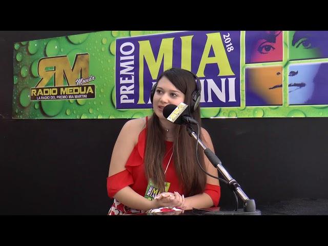 ELETTRA ROMA intervista su Radio Medua
