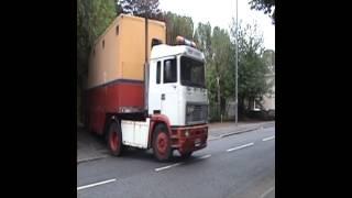 Bobby Roberts Circus Transport 2010