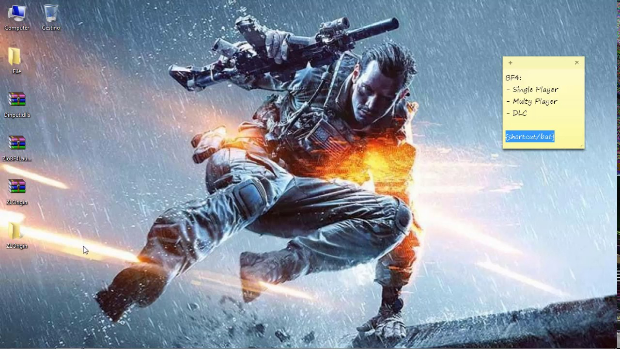 HOW TO DOWNLOAD BATTLEFIELD 4 (IN 10 MIN) + MULTIPLAYER + MULTILINGUAGE +  DLC