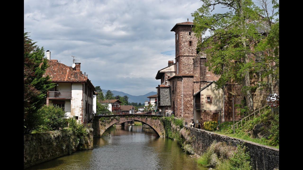 Saint jean pied de port donibane garazi pays basque - How to get to saint jean pied de port ...