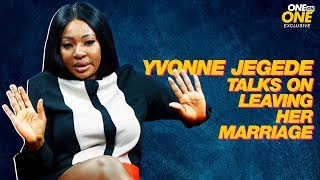 EXCLUSIVE Yvonne Jegede Speaks On Her Separation From Husband Olakunle Abounce Fawole