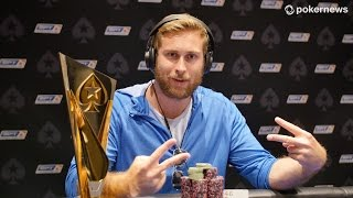 Connor Drinan Captures the €10K High Roller