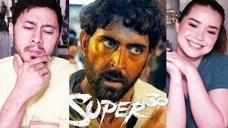 SUPER 30 | Hrithik Roshan | Vikas Bahl | Trailer Reaction!