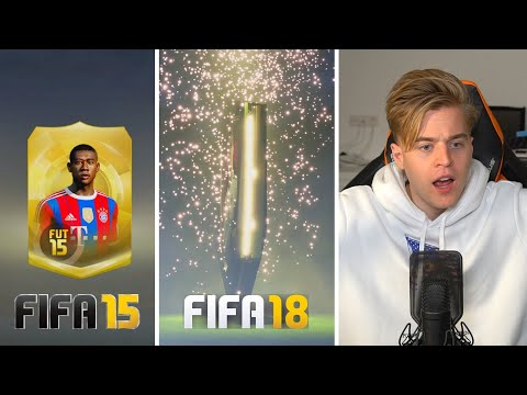 EEN WALK-OUT PACKEN OP ELKE FIFA