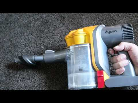 dyson dc43h test youtube. Black Bedroom Furniture Sets. Home Design Ideas