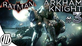 BOSS BATTLE!! Batman: Arkham Knight - Part 3 (PC 1080p Live Stream)
