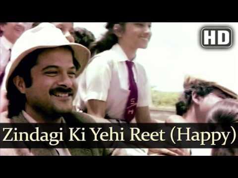 Kishore Kumar, Zindagi Ki Yahi Reet Hai,...