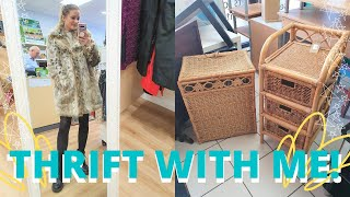 Thrift With Me And Thrifted Charity Shop Haul 2020!! Thrift Flips Are Coming!