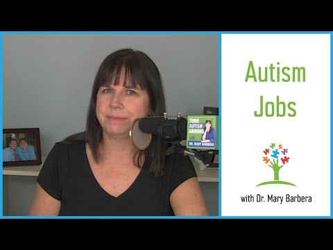 Planning for the Future & Employment for Autism Adults