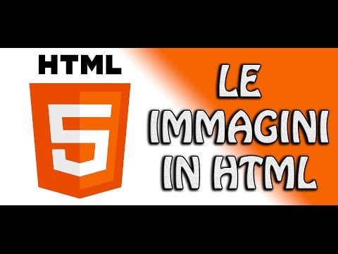 Guida HTML5 - 1.4 - Inserire Immagini In HTML | FoglioDiStile.com