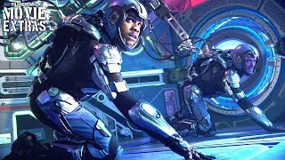 Go Behind the Scenes of Pacific Rim: Uprising (2018)