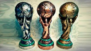 Кубок FIFA своими руками из алюминия