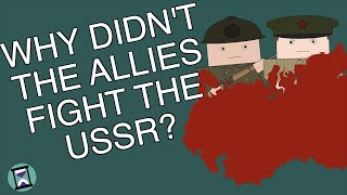 Why Didn't the Allies Declare War on the USSR when it Invaded Poland? (Short Animated Documentary)