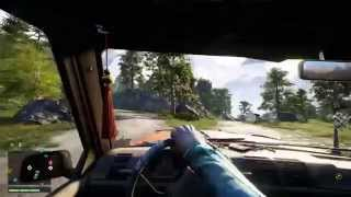 Far Cry 4 | PS4 | Free Roam | Open World | Gameplay | HD 720p | No Commentary |