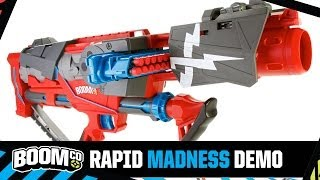 Rapid Madness™ Blaster Demo | BOOMco.