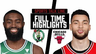 Celtics vs Bulls HIGHLIGHTS Full Game | NBA May 7