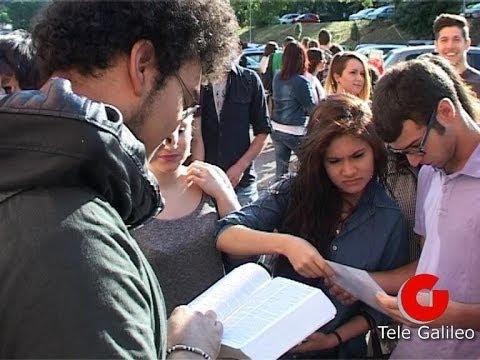 Terni: Studenti di Ragioneria all'esame di maturità