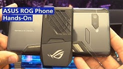 ROG Phone: Gaming-Smartphone von ASUS im Hands On (deutsch)